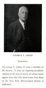 George_Ashby_75th NYMS Yearbook ded'n, use on website